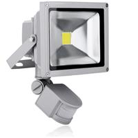 Projecteur led 24V, 20W, détection de mouvement, 1500 lm