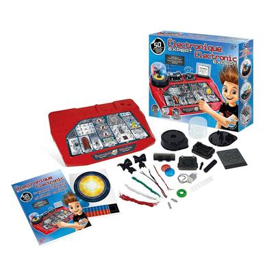 Jeu de construction Electronique Expert